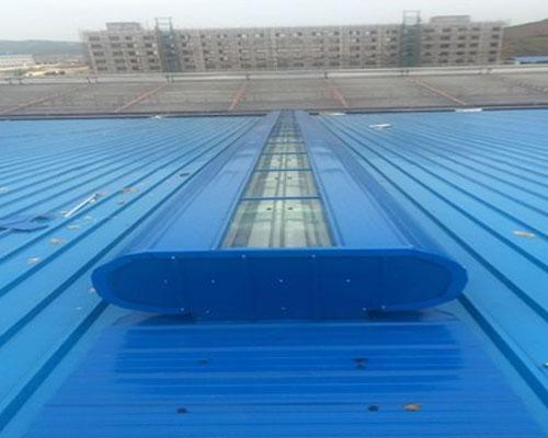 内蒙古能源发电投资集团有限公司锡林发电厂2×350MW供热机组通风天窗工程