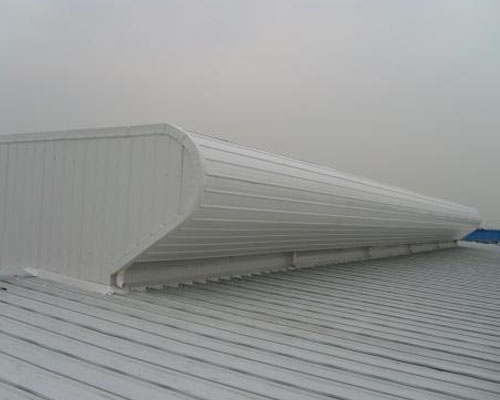 新疆华电哈密发电四期扩建2×350MW热电联产屋顶通风器工程