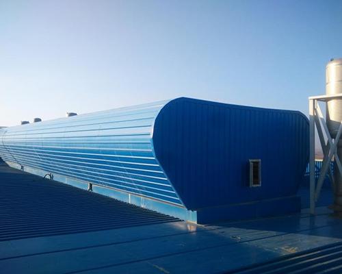 屋顶通风器案例